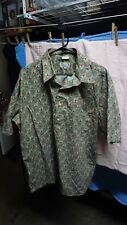 Andy Mohan 2XL button down shirt
