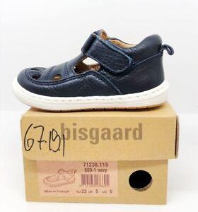 Bisgaard Sandalen, Sneaker, Gr. 22/ 23/ 24/ 28, blau, NEU ab 79,90€
