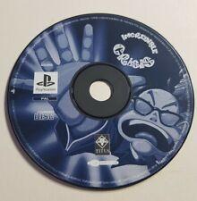 Unglaubliche Krise ps1 ps2 ps3 Playstation Game Action Abenteuer Kinder