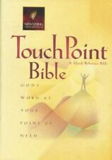 Touchpoint Bible: God's Word at Your Point of Need (New Living Translation), , 0