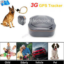 3G Gps Tracker Waterproof Tracking Device For Motorcycle Vehicle Dog Cat Car Kid