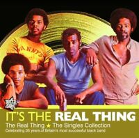 The REAL THING - It's The Real Thing - The Singles Collection - Double CD