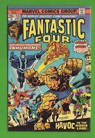 Fantastic Four No. 159 Marvel Comics 1975 Inhumans Medusa Black Bolt The Thing