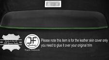 Trazador de líneas del techo de la bandeja de almacenamiento de puntada verde cubierta de cuero Adapta VW Caddy Van MK2 95-04