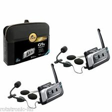 Cardo Scala Rider G9X Powerset Motorcycle Intercom BTSRG9XPS