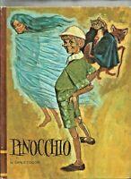 Pinocchio by Carlo Collodi  Educator Classic library 1969