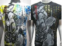 Japanese Kimono Geisha Samurai Sword Warrior MMA Yakuza Tattoo Shorts/s T-Shirt