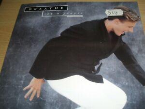 "Breathe Say A Prayer b/w May Lightning Strike 7"" Vinyl Single 1990 Siren SRN 133"