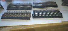 4 Western Electric Operator's Switchboard Jack Panels