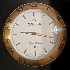 Omega Constellation Wanduhr