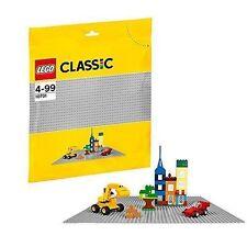 LEGO Classic 10699 Placa Base Gris de Construcción, Grey Baseplate NUEVO / NEW