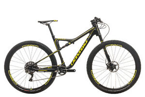 Cannondale Scalpel-Si Carbon 2 Mountain Bike - 2017, Large