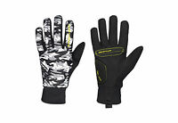 Guanti Invernali Northwave POWER 2 GEL Camo/Yellow Fluo/WINTER GLOVES LONG POWER
