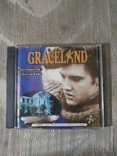 Virtual Graceland 2 CD Roms PC Personal Tour Of Elvis Presleys Life & Home