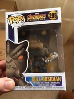 Exclusive Cull Obsidian FUNKO Pop Vinyl New in Box