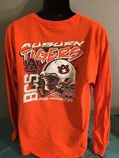 Auburn Tigers War Eagle 2014 BCS National Championship BCS or Bust Mens XL Shirt