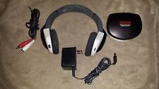 Official Nintendo Wireless Infrared Stereo Headphone System - Nintendo 64 - OEM