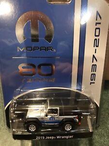 Greenlight  Anniversary Series 2015 Jeep Wrangler MOPAR Edition