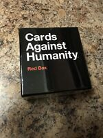 Cards Against Humanity: Red Box - New Sealed Original Expansion Pack