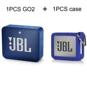 Jbl Go2 Mini Portable Wireless Speaker IPX7 Waterproof Outdoor Bluetooth Subwoof