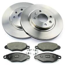 Bremsscheiben + Bremsbeläge 259mm vorne Nissan Kubistar X76 Renault Kangoo KC0
