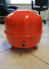 Ausdehnungsgefäß für geschlossene Heizungsanlagen 35 Liter rot Neu
