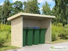 Gartenhäuser & Geräteschuppen mit bis zu 3 m² - Elementbau Pultdach