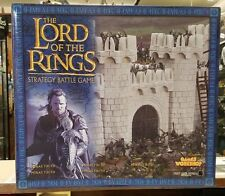 Games Workshop - Lord Of The Rings - Minas Tirith - Complete - New In Box
