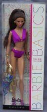 Barbie Basics Poupée Modèle No 14 Collection 003 Violet Maillot Mattel W3333