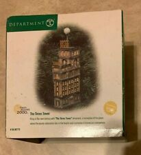 Dept 56 Ornament Christmas in the City Times Tower Square 2000 New in box