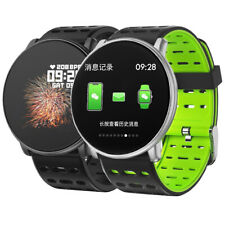 Smart Watches 4.0 Bluetooth Heart Rate Waterproof For IOS Android iPhone Samsung