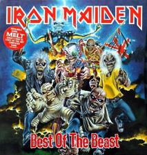 Iron Maiden Best Of The Beast Box Set UK 1996 4×Vinyl LP Lmtd 1st Ed FREE Shipp!