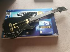 Guitar Hero Live Set Up - Playstation 4 - Boxed PS4 Game, Guitar and Dongle