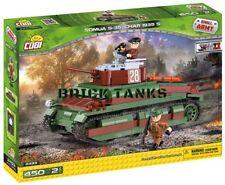 Somua S-35 - COBI 2493 - 450 brick medium tank