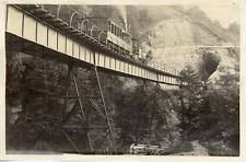 Switzerland, rigi, oldest train mountain in Europe vintage albumen print