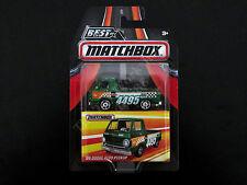Matchbox 2016 Best Of The World 66' Dodge A100 Pickup Truck Die-cast Green MB862