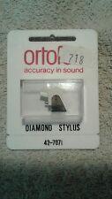 O.E.M. Original ORTOFON VMS3E Mk.II Ellptical (0.7 x 0.3 mil.) Diamond Stylus.