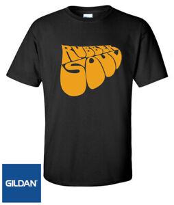 The Beatles Rubber Soul fun T-shirt retro music Lennon unisex gift present S-2XL
