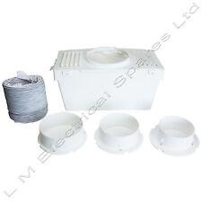 Unbranded Washing Machine & Dryer Vent Kits