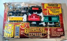 Coastal Express Radio Control Train Set / G Gauge / Sounds and Smoke