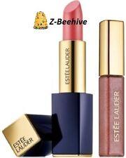 2 PC Estee Lauder Pure Color Envy Desirable Lipstick & Lip Gloss Duo Set, SEALED