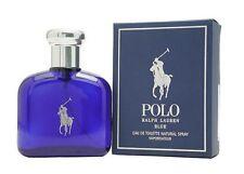 POLO BLUE Ralph Lauren 4.2 oz Eau De Toilette Men's EDT Spray *NEW IN BOX*