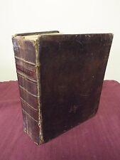 1803/1807 KJV Bible- Philadelphia