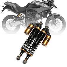 """Motorcycle 15"""" 380mm ATV Shock Absorbers Air Suspension For Honda Yamaha Quads"""