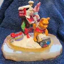 RON LEE Winnie The Pooh   Letters To Santa  DISNEY Item  #MM 550  RL1