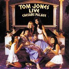 Tom Jones Live At Caesar's Palace, New Music