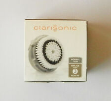 New Clarisonic Retail Twin Box 2 x Brush Head NORMAL Fits ALL Models