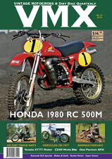 VMX Vintage MX & Dirt Bike AHRMA Magazine - Issue #41