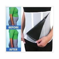 Slimming Belt Men Womens Body Waist Shaper Girdle Adjustable Tummy Tuck Fat Slim