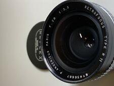 Angenieux 28mmF3.5 original M42 lens clean